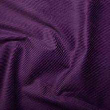 Extra Large Adult Sized Purple Corduroy Bean Bag